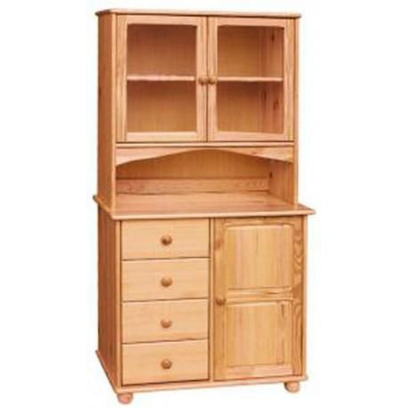 Kredenc malý - šuflíky - KRE04