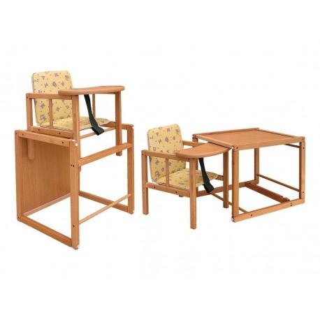 Viacfunkčná detská stolička