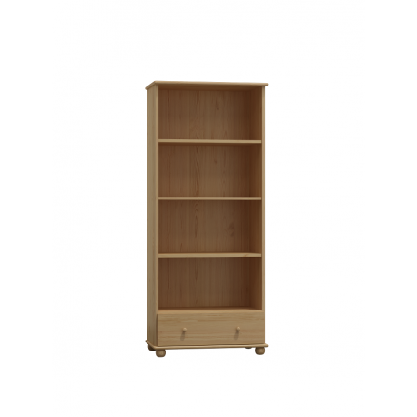 Knižnica so šuflíkom - KN13