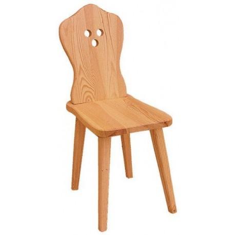 Stolička tradičná - STO04