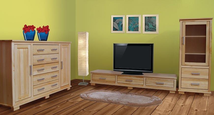 Štýlová obývacia izba