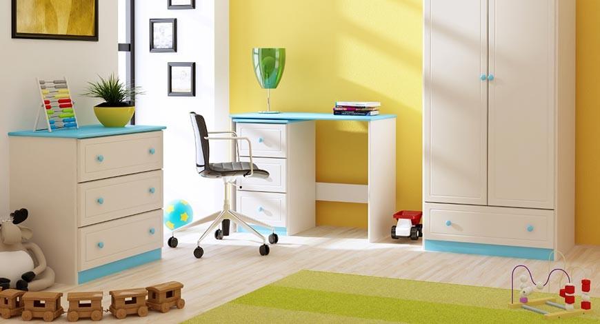 Štýlová detská izba